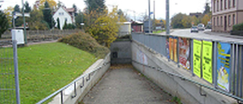 Light Rail line to Emmendingen