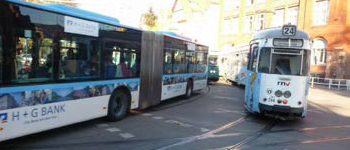 Public Transport Optimisation Heidelberg