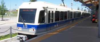 Light Rail Transit Edmonton (CDN)