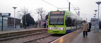 Operation Croydon Tramlink