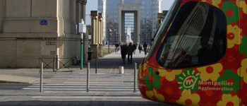 Montpellier Tram Network 2020